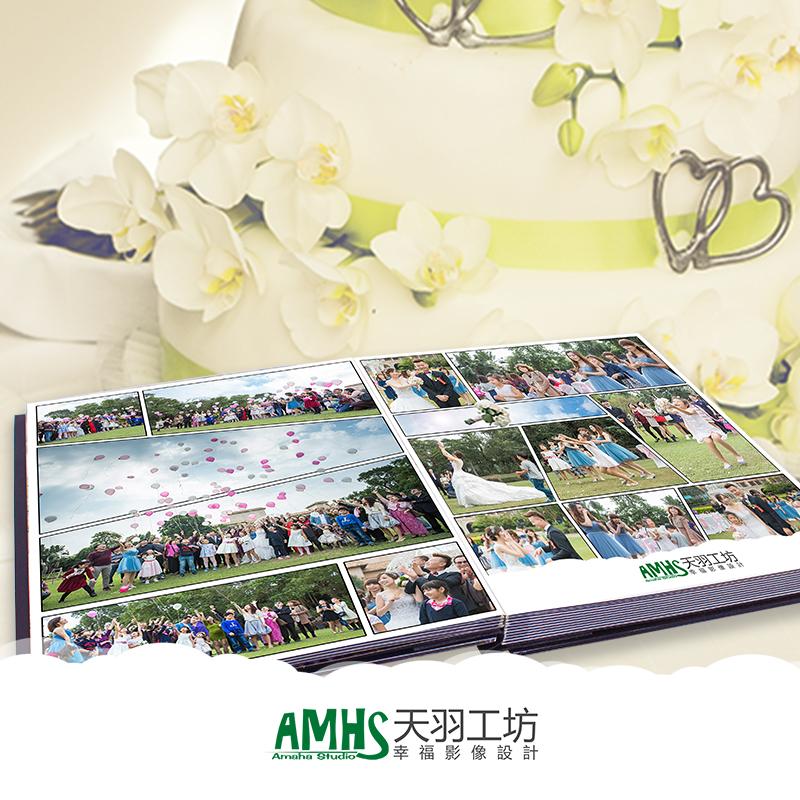Read more about the article [敬琮❤瑛琪]婚禮紀錄-漫畫本